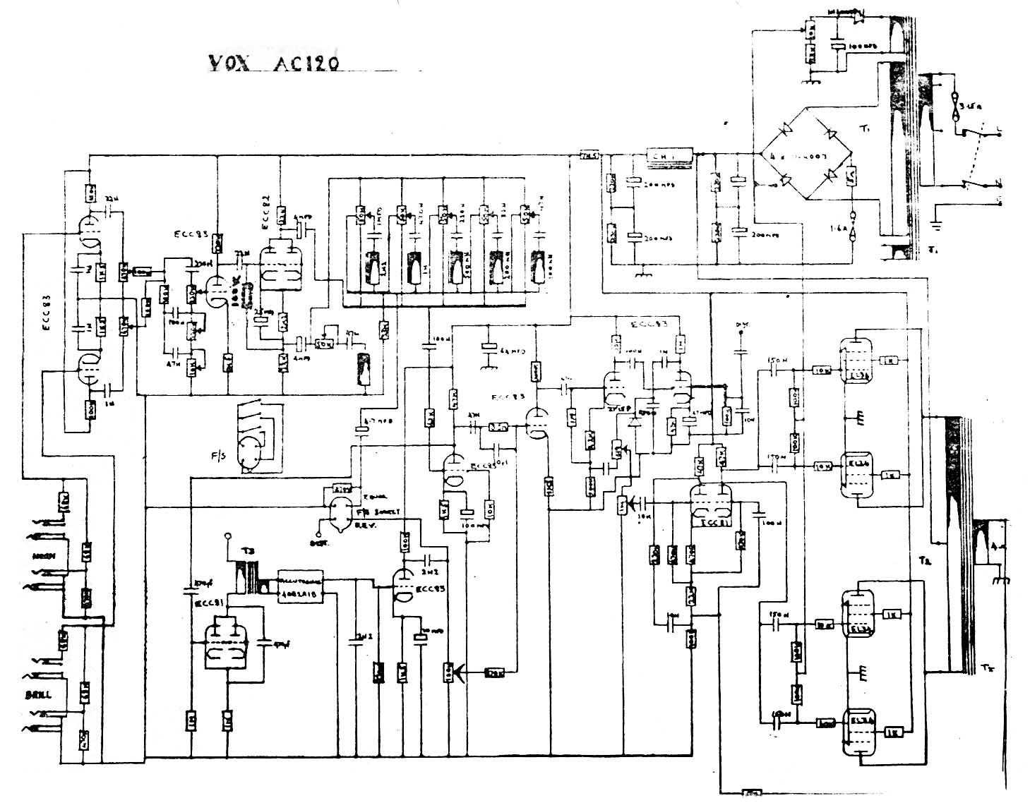 Cool Tubegeek De Vox Ac120 Wiring 101 Omenaxxcnl